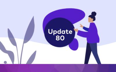 Update 80 is succesvol uitgerold!